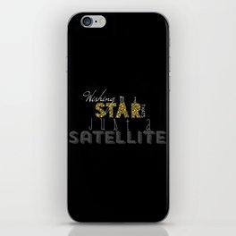 Satellites iPhone Skin