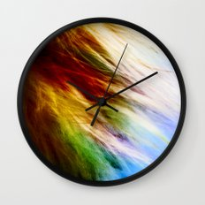 Toodles Goldenhair Wall Clock