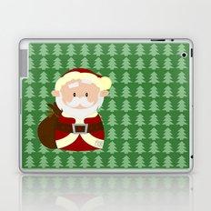 Santa Laptop & iPad Skin