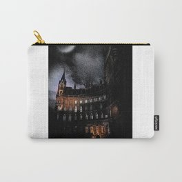 Spooky Victorian London Architecture Carry-All Pouch