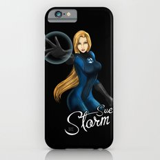 The invisible woman iPhone 6s Slim Case