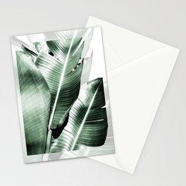 Banana leaf akin Stationery Cards
