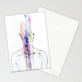 Man Art Stationery Cards