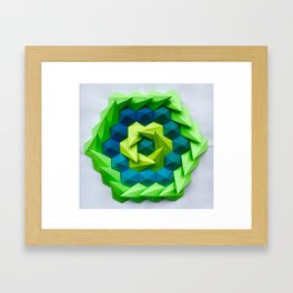XenoGraphic Framed Art Print