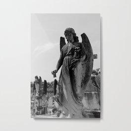Cemetery #3 Metal Print