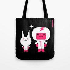 Cosmic companions : idokungfoo.com Tote Bag
