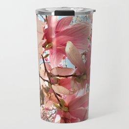 Spring Magnolias-06 Travel Mug
