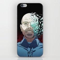 Ozymandias (Walter White - Breaking Bad) iPhone & iPod Skin