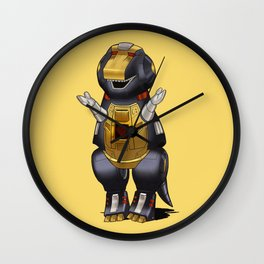 Barneybot Wall Clock