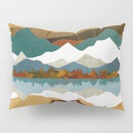 Winter Lake Pillow Sham