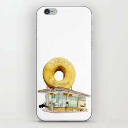 Randy's Donuts iPhone Skin