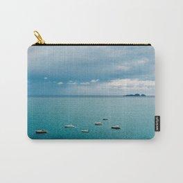 Stormy Amalfi Coast II Carry-All Pouch