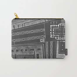 Plaza San Marco Carry-All Pouch