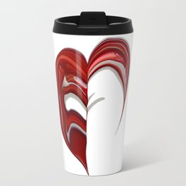 Love formation Travel Mug