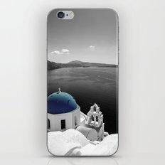 Santorini Blues iPhone & iPod Skin