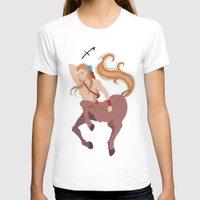 sagittarius T-shirts featuring Sagittarius by Rejdzy