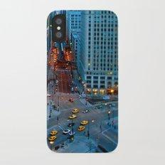 the windy city iPhone X Slim Case