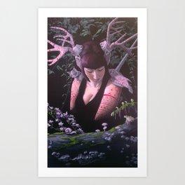Dreams of Rebirth Art Print