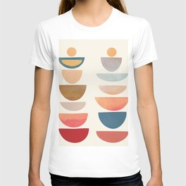 Modern Abstract Art 75 T-shirt