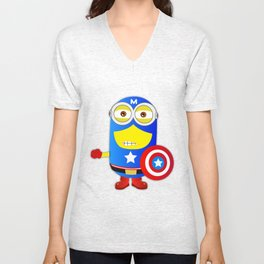The Winter Soldier  Unisex V-Neck