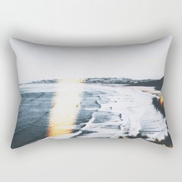 SEASCAPE BURN Rectangular Pillow