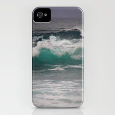 waves Slim Case iPhone (4, 4s)