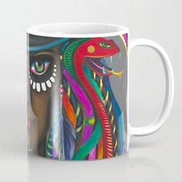 Sugar Black Rose Coffee Mug