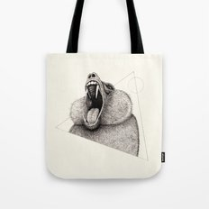 'Wildlife Analysis III' Tote Bag