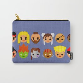 Street Fighter 2 Mini Carry-All Pouch