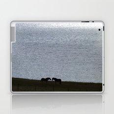 Loving horses Laptop & iPad Skin
