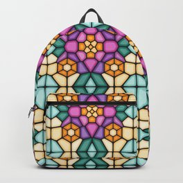 Four oranges - Voronoi Backpack