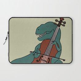 T-Rex Double Bass Laptop Sleeve