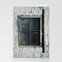 window Stationery Cards featuring window by habish