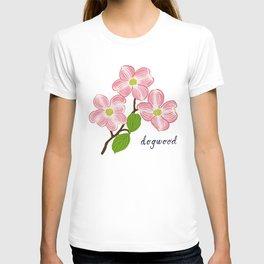Dogwood Blossoms T-shirt