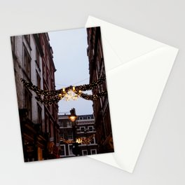 Cecil Court in London Stationery Cards