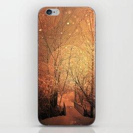 Sprinkle of magic iPhone Skin