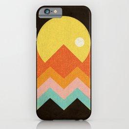 Amazeing Sunset iPhone Case