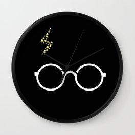 Harry - Black Wall Clock