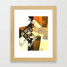 9818 Framed Art Print