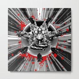 Dead Space Metal Print