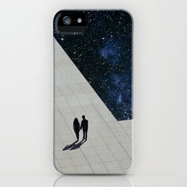 By Your Side iPhone Case