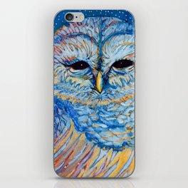 Magic Owl iPhone Skin