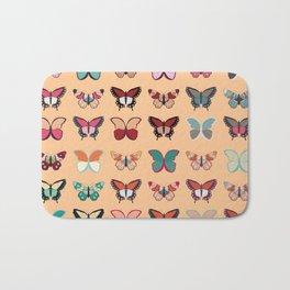 Butterflies collection 02 Bath Mat