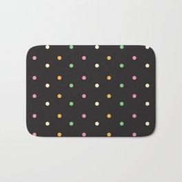 Petite Polka Dots Bath Mat