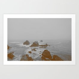 North California Art Print