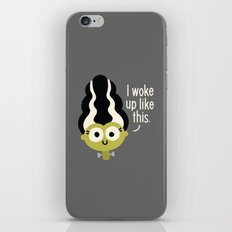 Bride Hair Day iPhone Skin