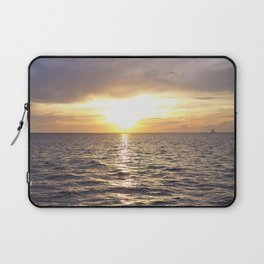 Sunrise over the Indian River Laptop Sleeve