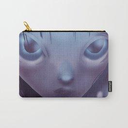 Weird Girl Carry-All Pouch