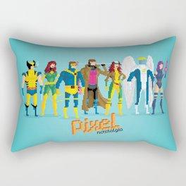 Pixel Mutants Rectangular Pillow
