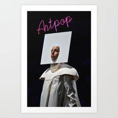 A-R-T-P-O-P Art Print